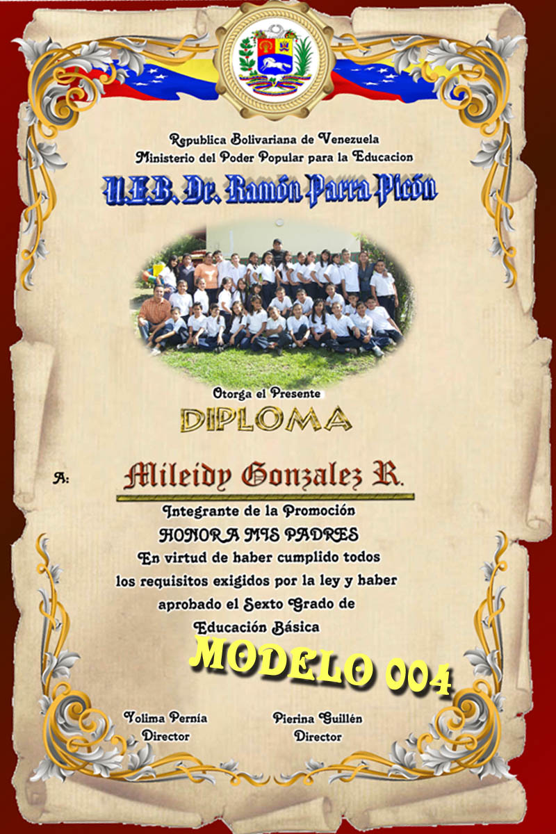Modelos De Diplomas De 6to Grado | MEJOR CONJUNTO DE FRASES
