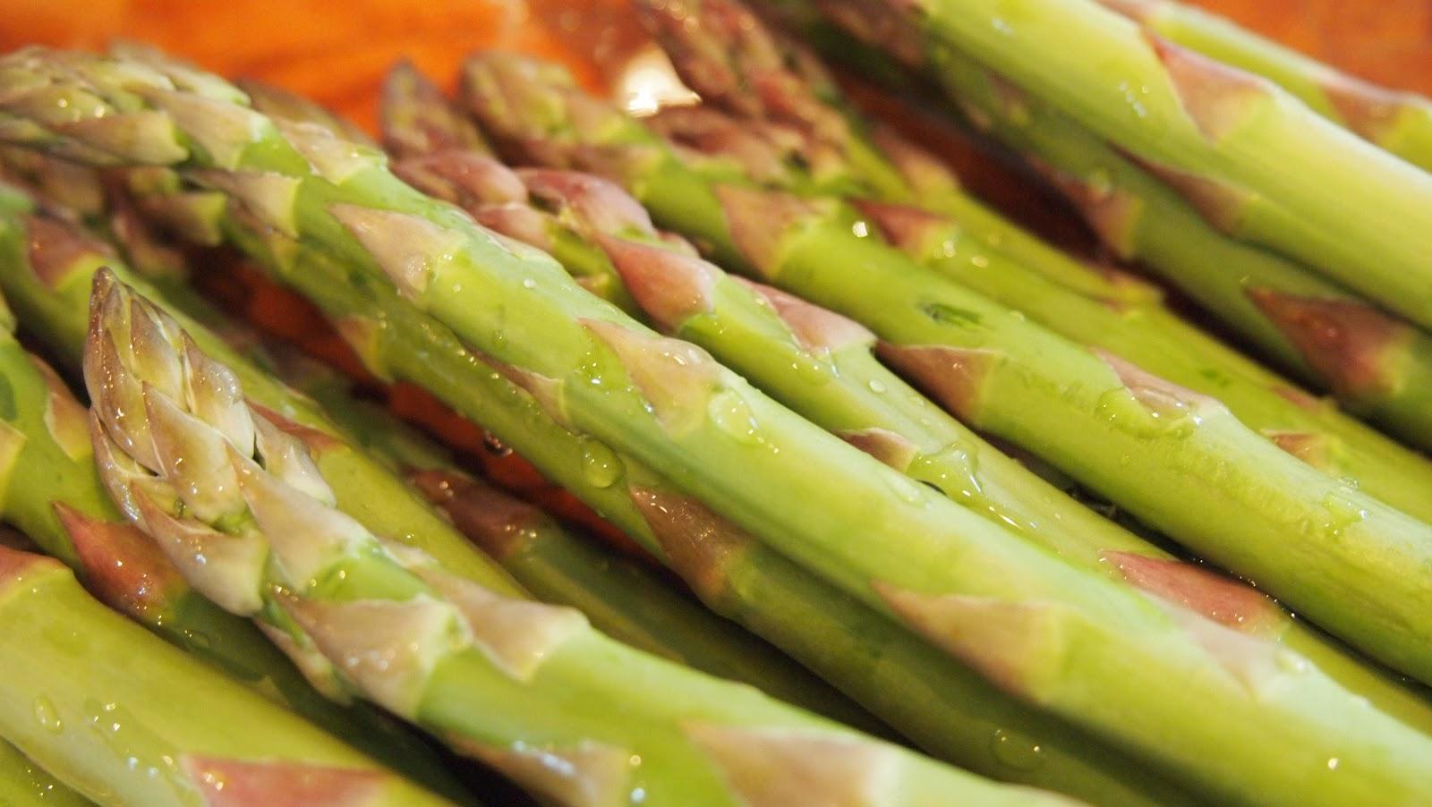 Room Temperature Asparagus Recipes