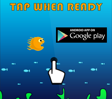 Android Game of the Month - Toothy Fish