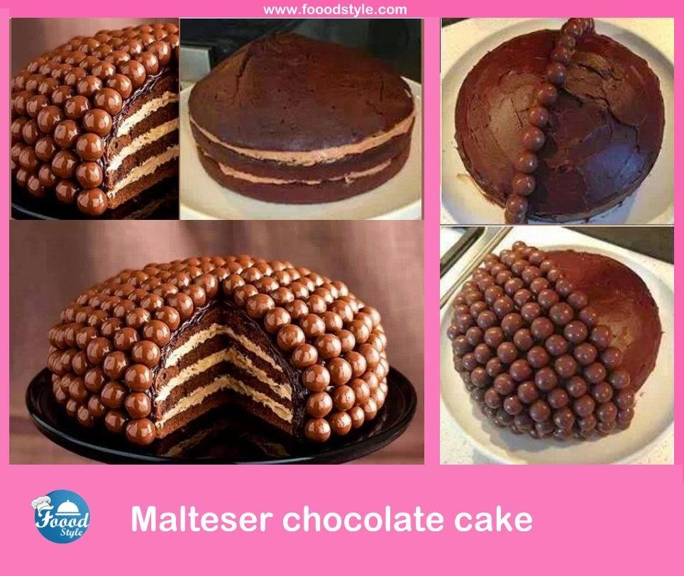 Llamalalola torta de chocolate decorada - Decoracion con chocolate ...