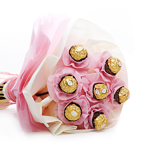 Best Gifting Option Chocolate Bouquet