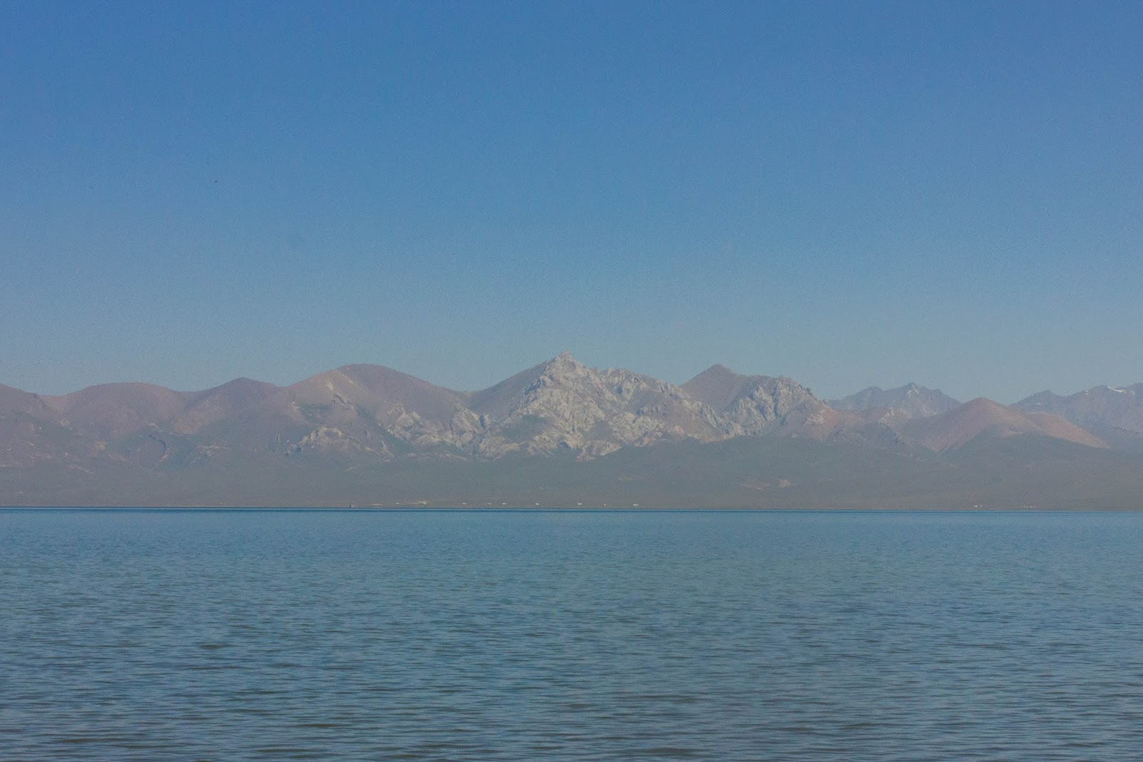 Кыргызские горы, Сон-куль, Озеро
