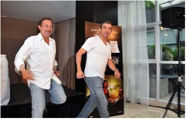 Guillermo Francella - Ricardo Darín 2008