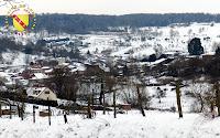Viterne - Village enneigé
