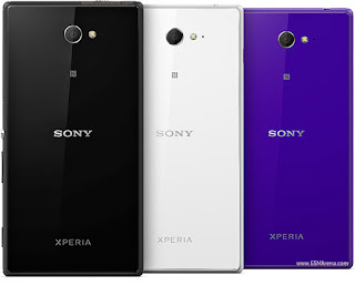 Harga dan Spesifikasi Sony Xperia M2 Terbaru 2015
