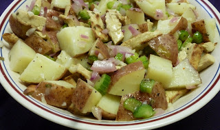 My Adventures Testing 1000 Vegan Recipes: Potato Salad ...