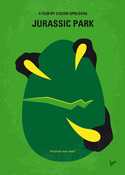Parque Dos Dinossauros Poster