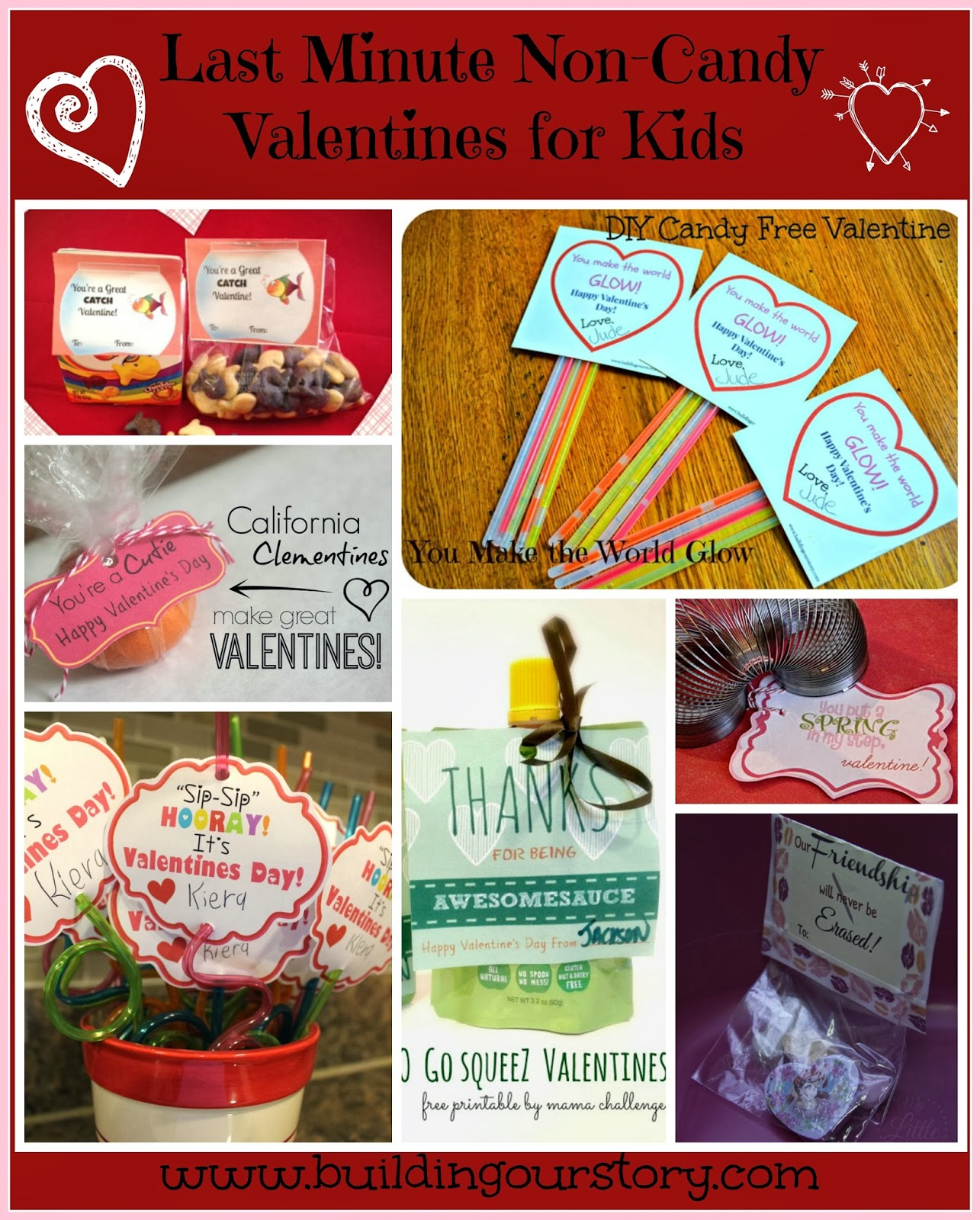 I Have Found Some Great DIY Valentine Ideas That Can Be Easily Created  Before The Big Day! Enjoy And Good Luck!!