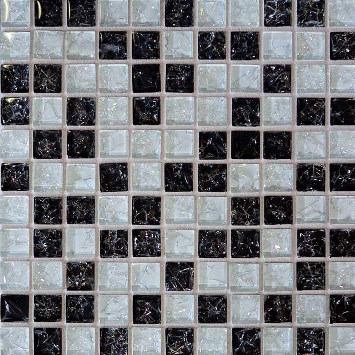 Lantai Dan Dinding Yang Terbuat Dari Potongan Keramik
