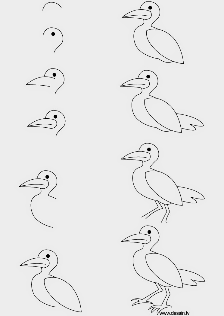 step by step sketching examples stuff you look