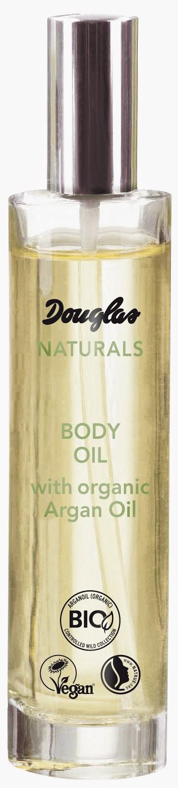 Douglas Naturals Body Oil