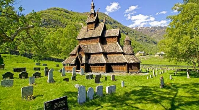 Tempat Ibadah Paling Cantik Di Dunia