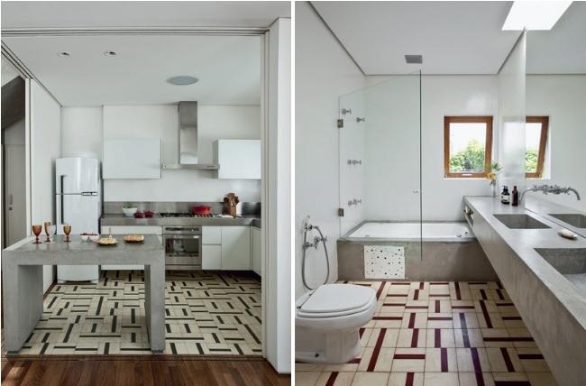 Ladrilho Hidraulico Piso Banheiro : Oficina de arquitetura ladrilho hidr?ulico