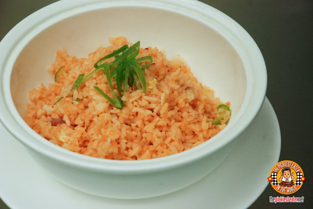 crab fat rice