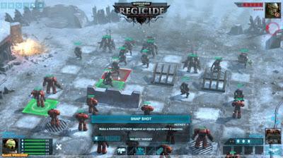 Warhammer 40k Regicide Screenshots PC Game