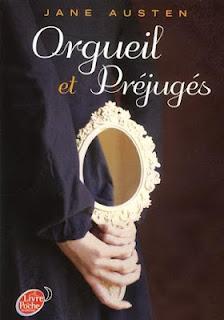 pride and prejudice, orgueil et préjugés, Jane Austen
