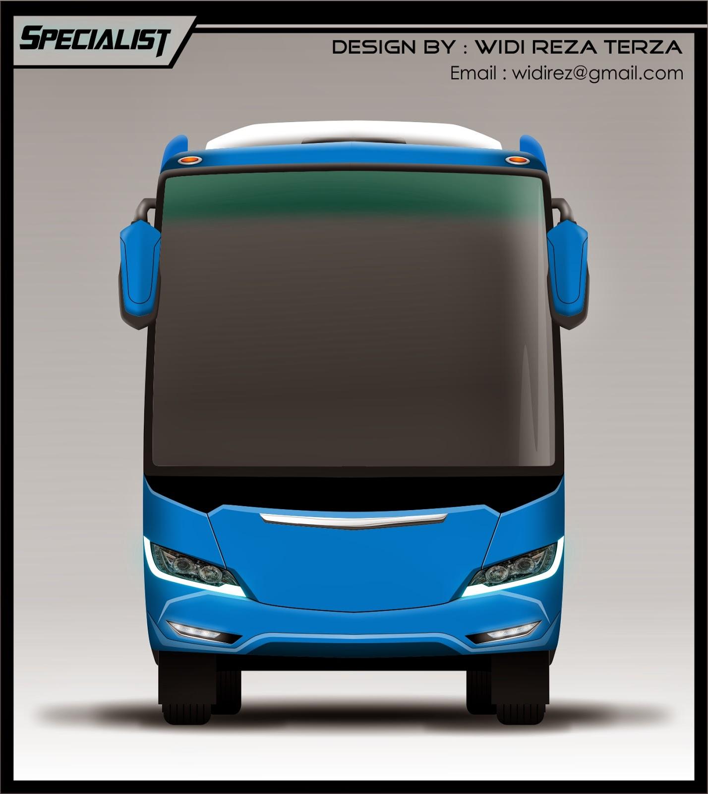 Design Bus 2D Specialist front