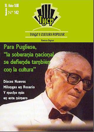 Tango y Cultura Popular N° 142