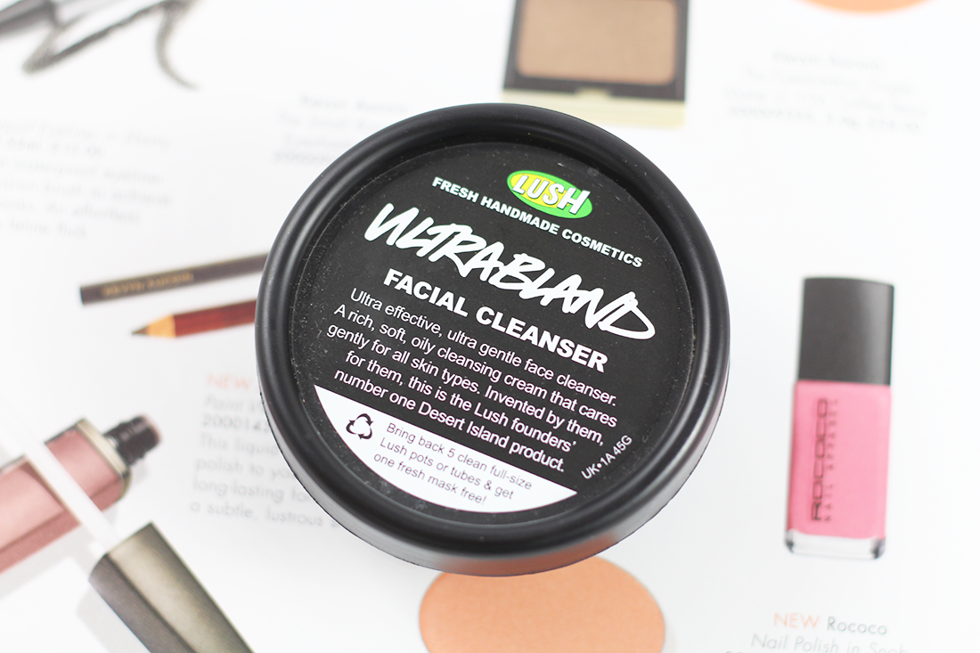 lush ultrabland how to use