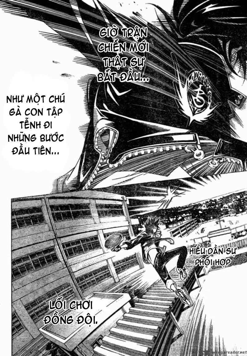 Air Gear Chap 177