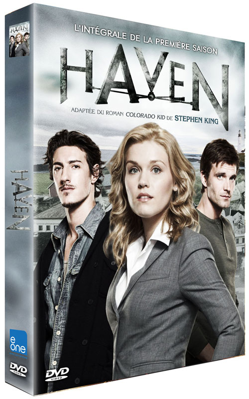 Haven [S01] [DVD1, 3 & 4] NTSC MULTi [DVD-R] [FS]