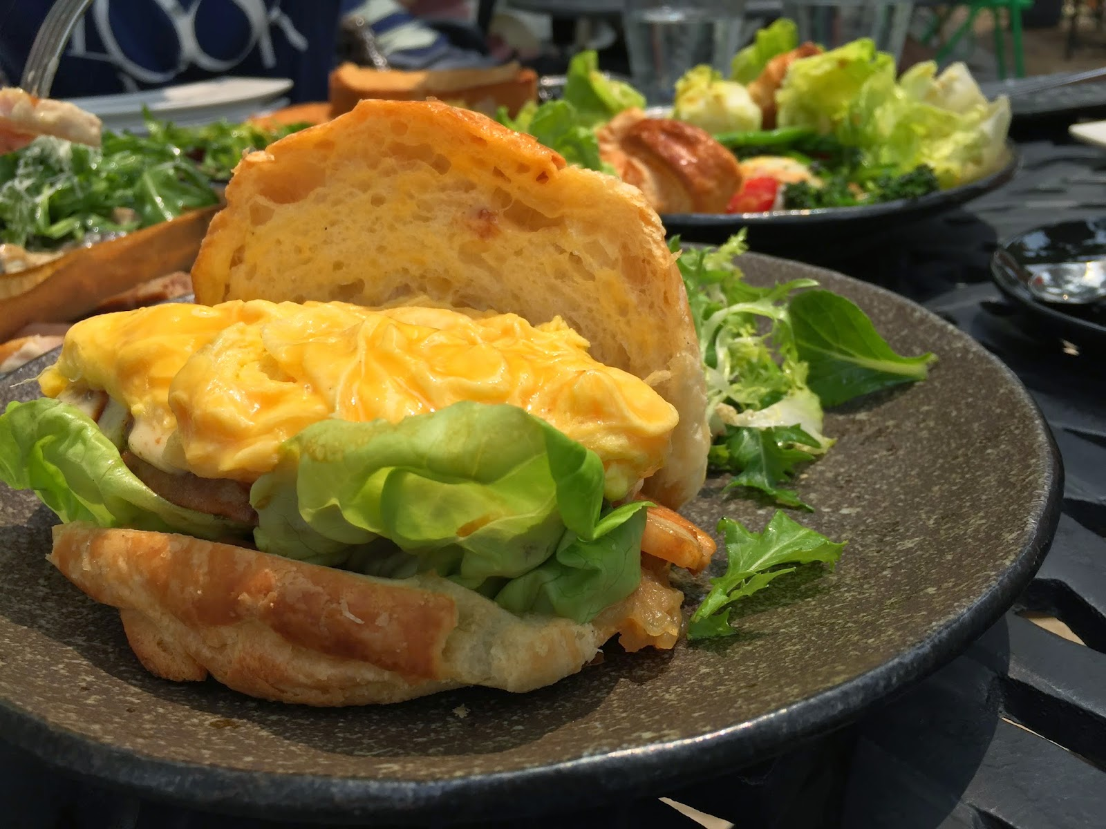 Symmetry - Pork Croissant