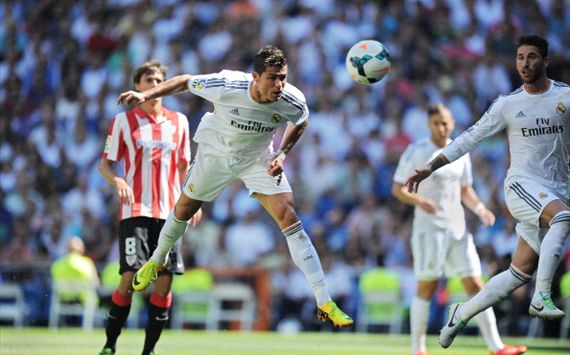 Hasil Akhir Pertandingan Real Madrid Vs Athletic Bilbao 1 September 2013