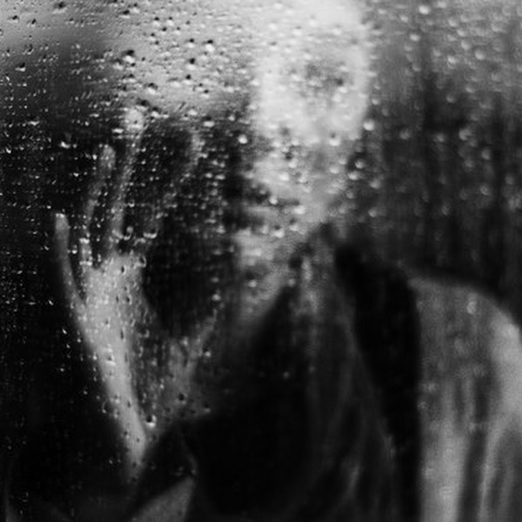 Sadness Black And White Photography