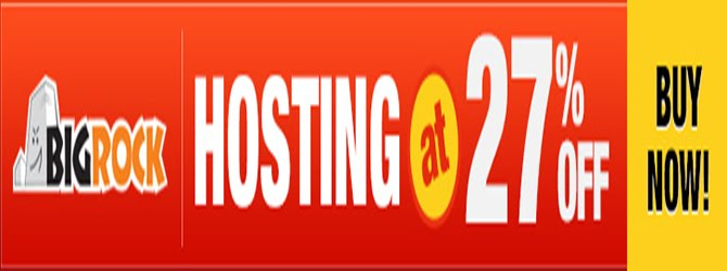 27% Discount on Web + Email Hosting!