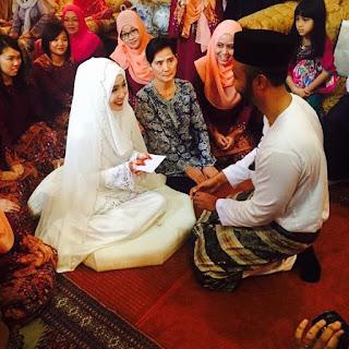 felixia kahwin