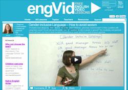 Lecciones de inglés gratis, vídeos
