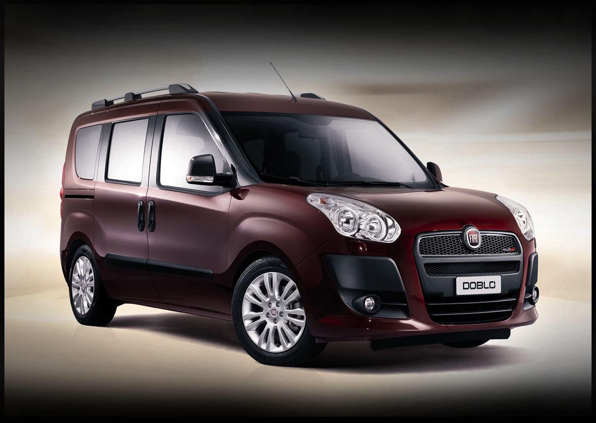 Novo Fiat Doblo 2012