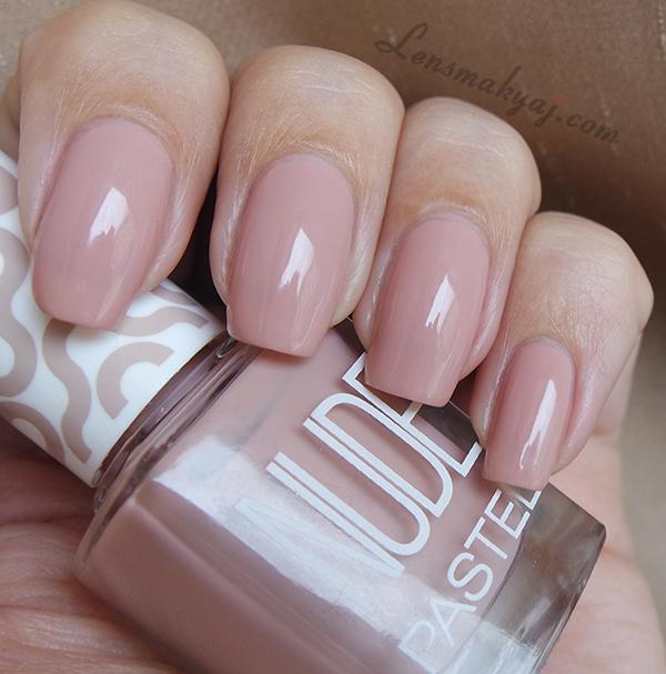 Pastel Nude Rose