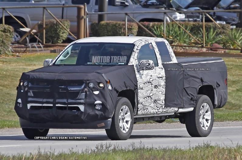 2015 Chevy Colorado Truck