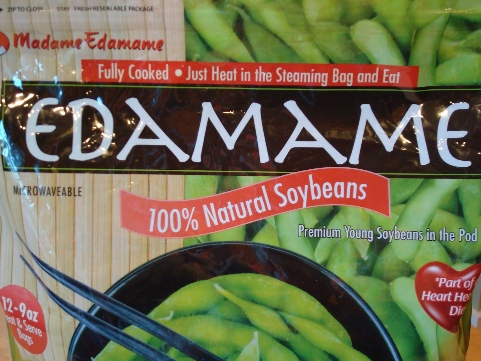 how to cook frozen edamame from costco