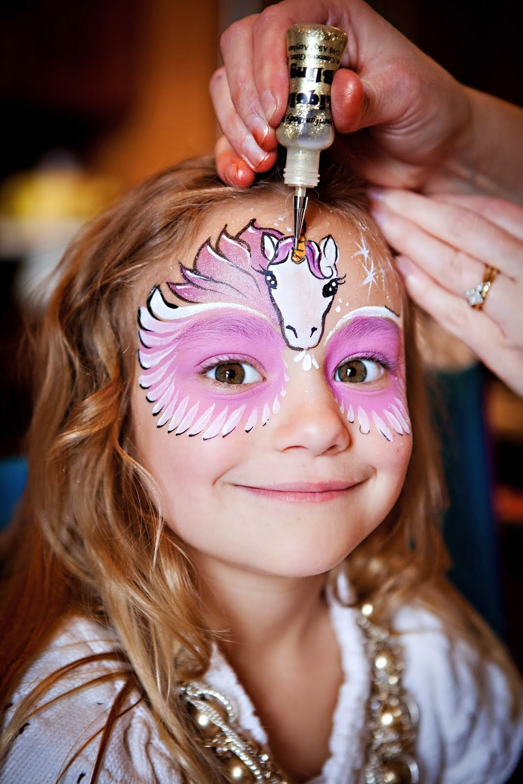 Facepainting service