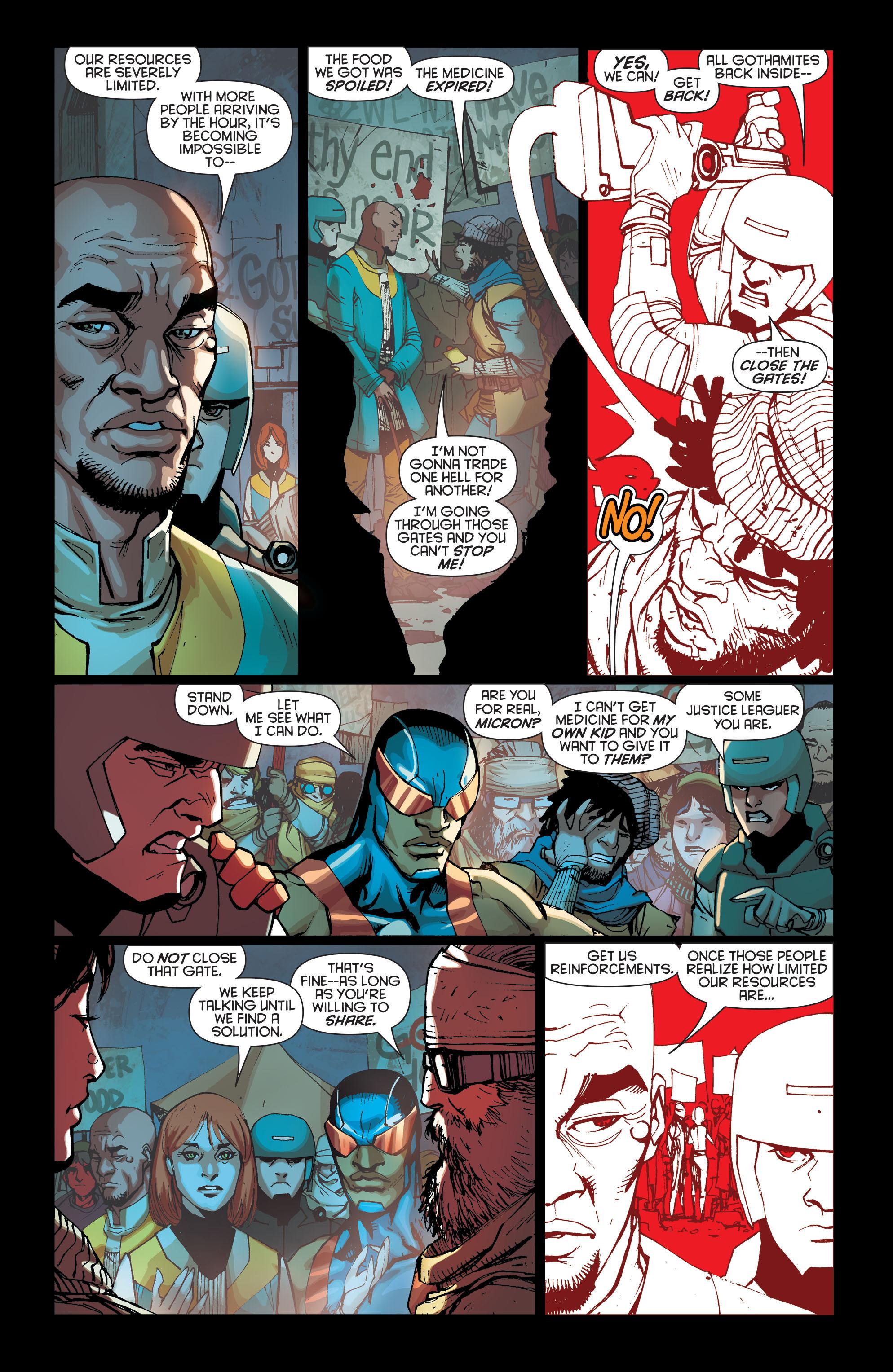 Batman Beyond (2015) Issue #9 #9 - English 6