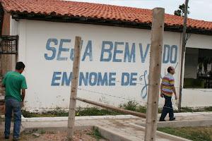 Projeto Social Canaã no Maranhão visando recuperar pessoas com dependências químicas