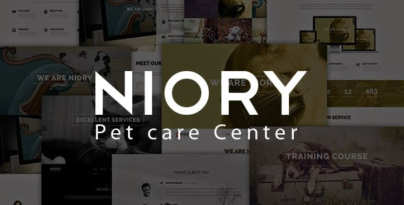 best Pet care Template