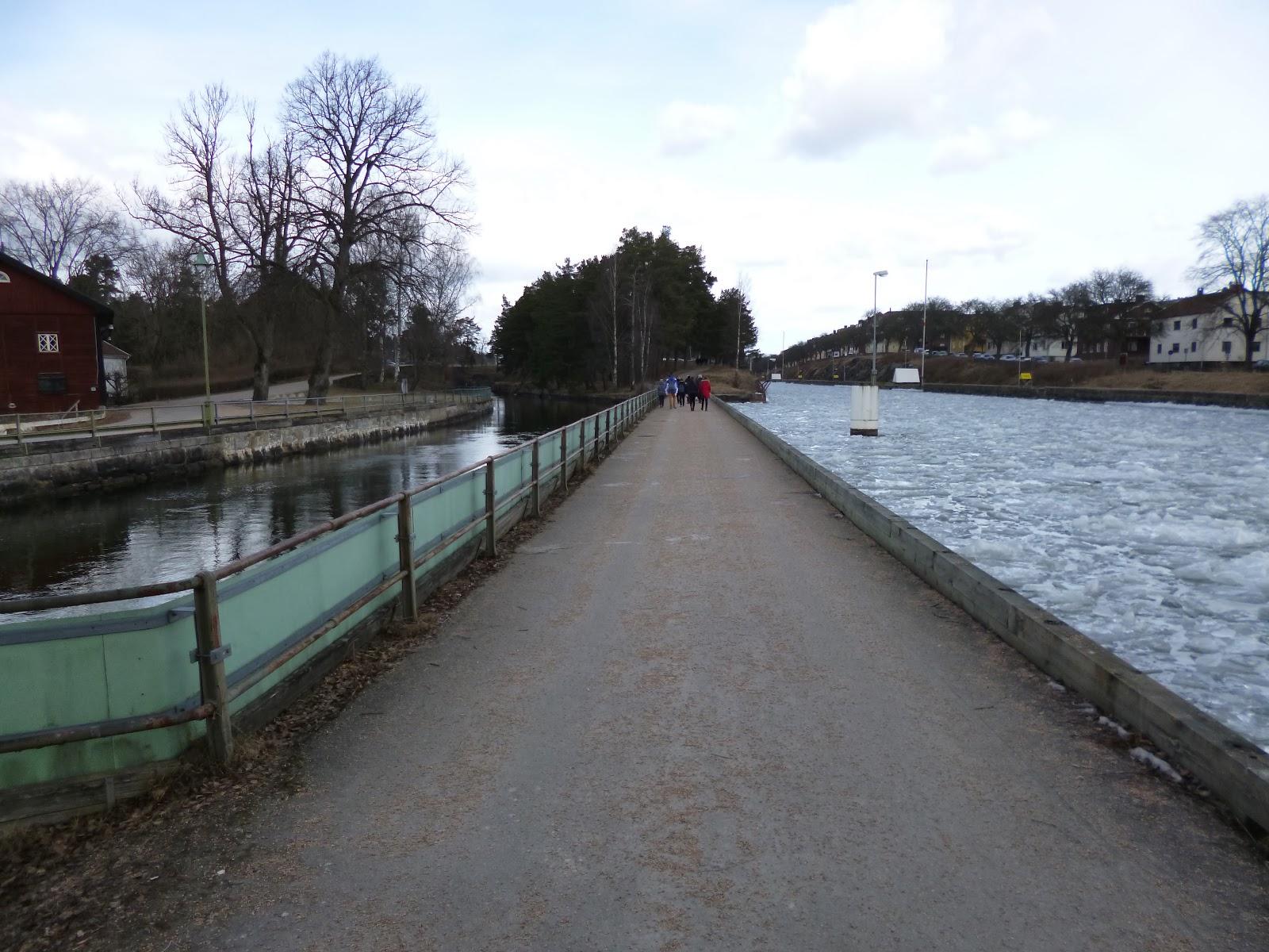 canales suecia