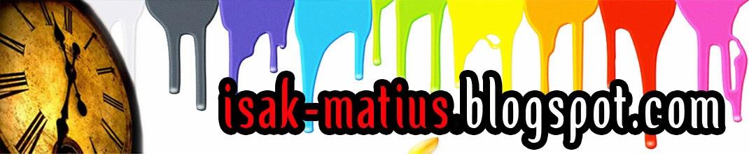Isak Matius : Sebuah blog pelajar
