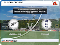 EA Cricket 2013 Screenshot 8