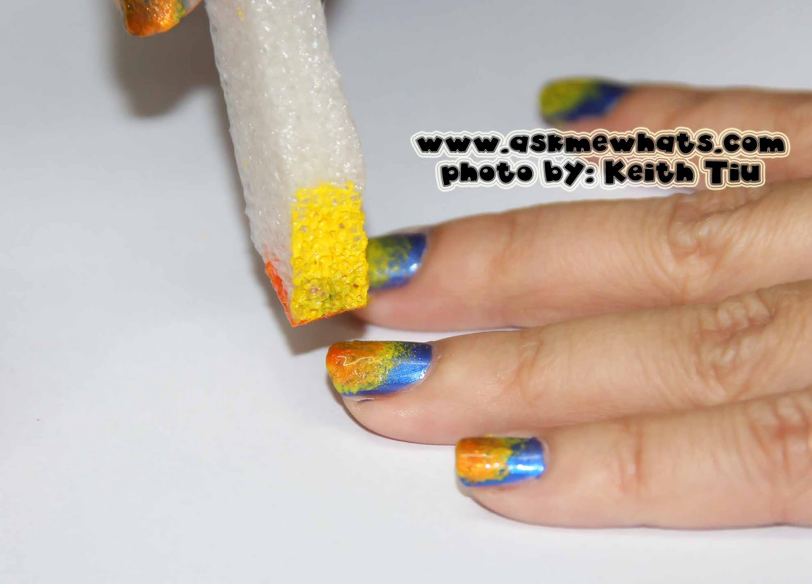 Askmewhats top beauty blogger philippines skincare makeup nail art tutorial colors of the philippine flag gradient version prinsesfo Gallery
