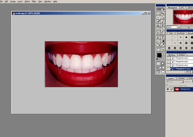 Membuat Gigi Drakula Yang Menyeramkan | Tutorial Belajar