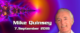 Mike Quinsey – 7.September 2018