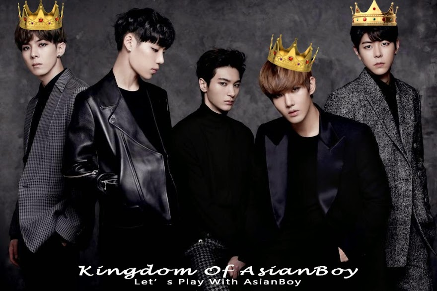 환영 친구.Kingdom oF AsianBoy