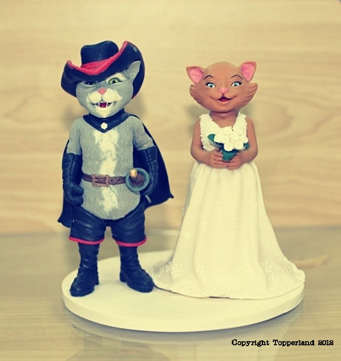 Celebrating with Topperland: Awesome Alternative Cake Toppers