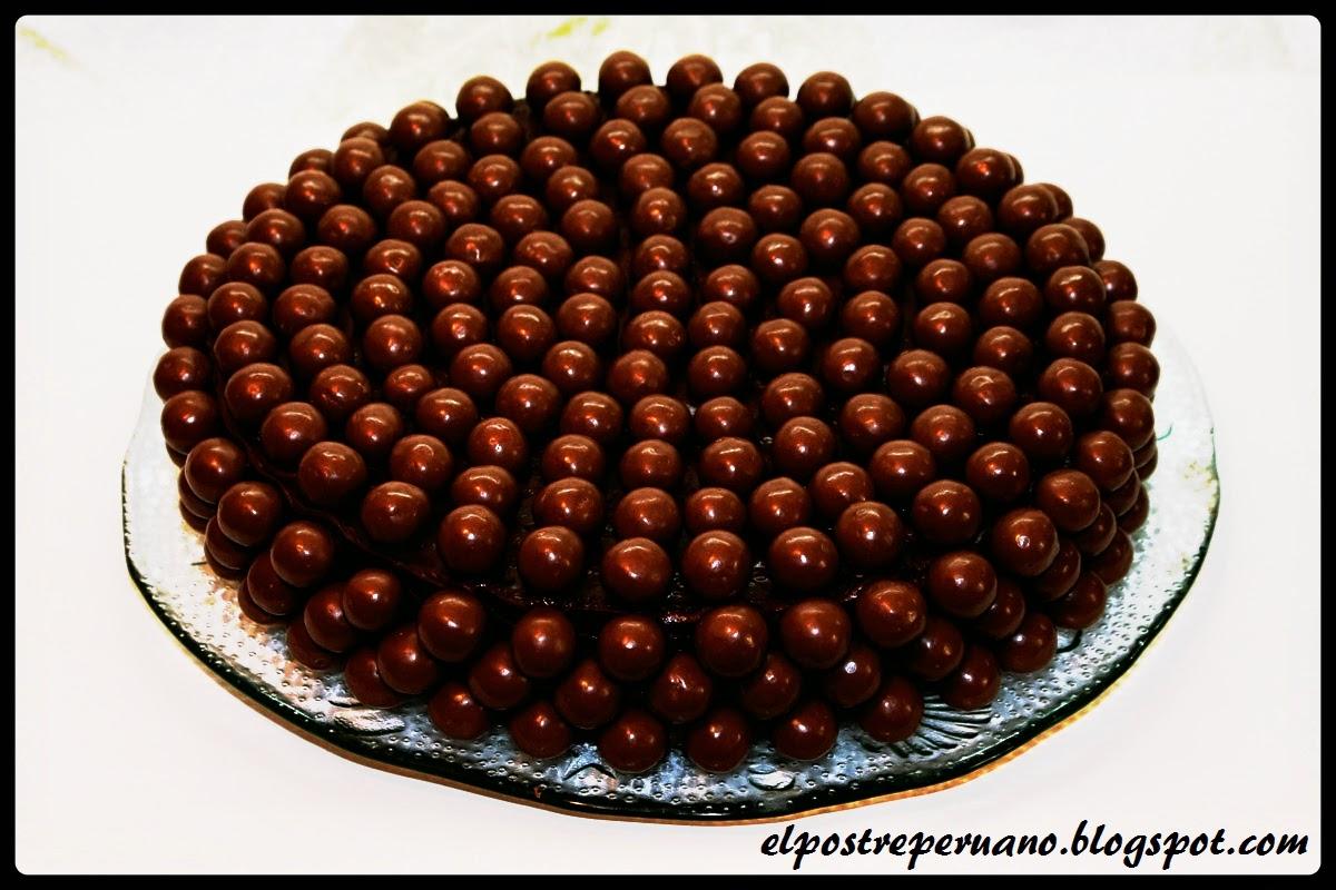 postres con chocolate
