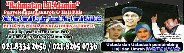 Biro penyelenggara Travel haji khusus Daftar Haji Umrah Plus