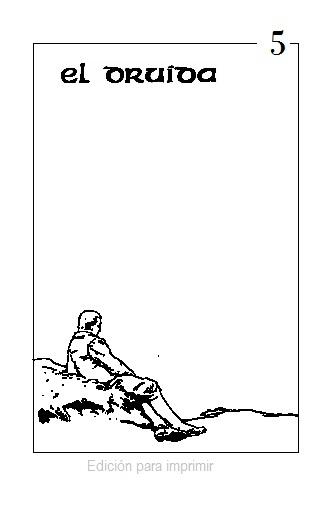 el druida, 5 (edición para impresión)
